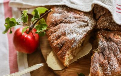 Äppelkaka! – en klassiker!