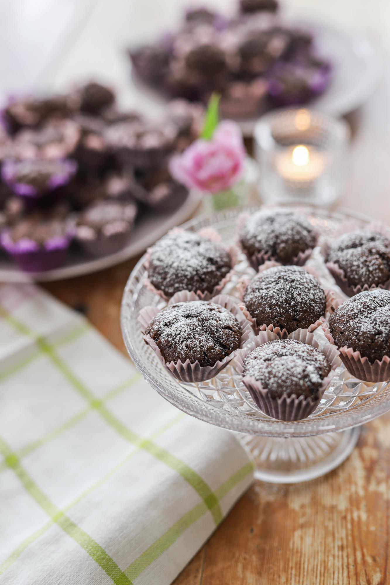 Klassiska chokladmuffins! … och några mammatankar!